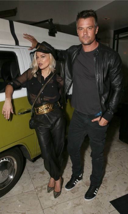 Fergie and Josh Duhamel were the hottest parents around during the premiere of Spaceman in NYC.
