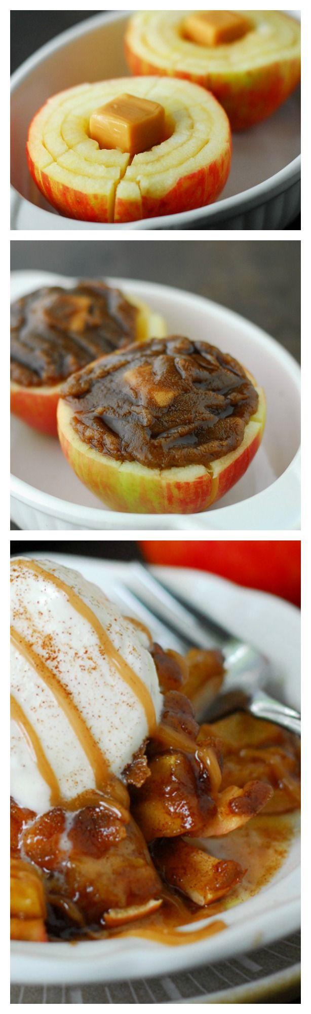 Best 20+ Baked Apples ideas on Pinterest | Apple pie dumplings ...