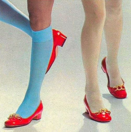 1960s Shoes #topshoppromqueen