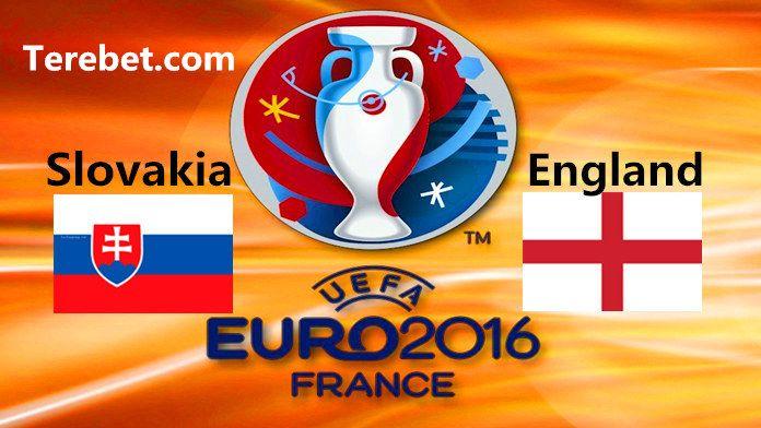 Euro 2016 Slovakia vs England Predictions, Betting Tips, Preview