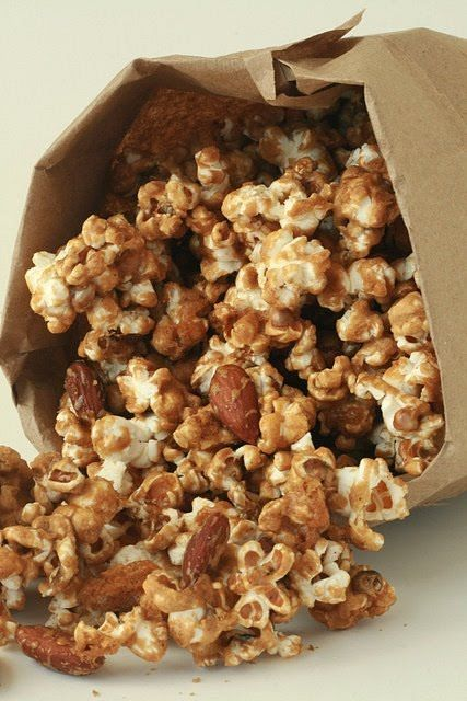 Homemade Cracker Jacks  |  Deliciously Organic