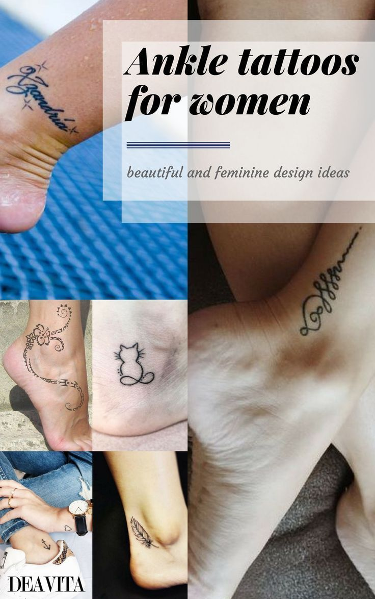 Best Small Tattoo Placement Ideas For Female Female Ideas Placement Small Tattoo Small Tattoo Placement Ankle Tattoos For Women Cool Small Tattoos