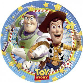 Boîte à fête toy story star power pour l'anniversaire de votre enfant - Annikids