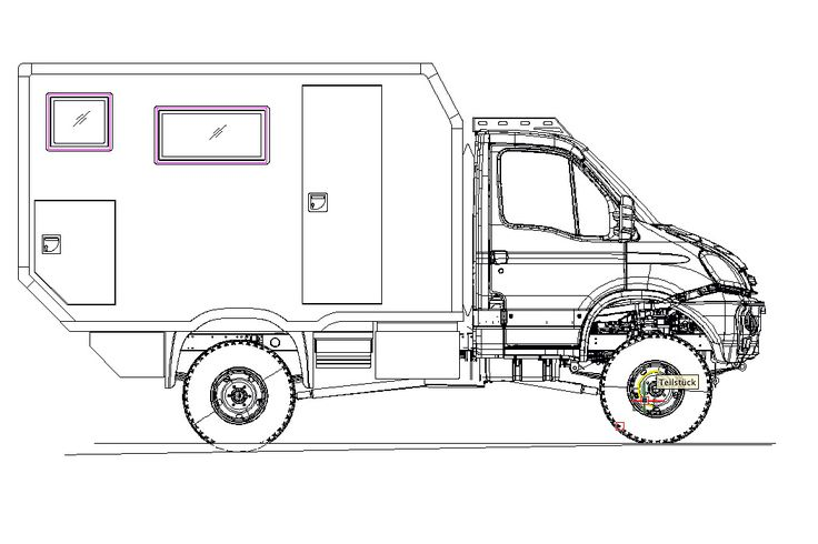 1000  ideas about iveco daily camper on pinterest