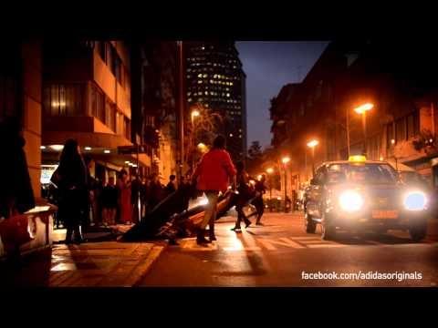 all Originals #Represent adidas Originals Chile by TBWA CHILE