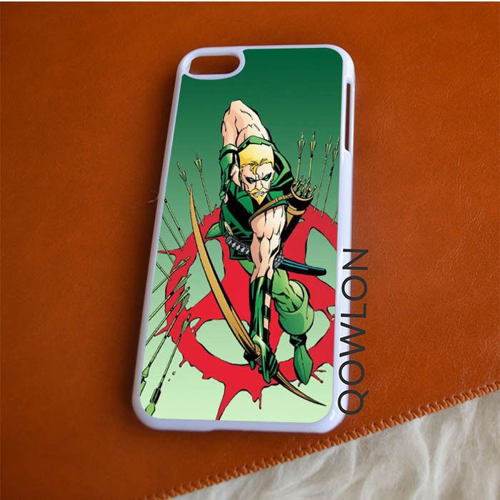Green Arrow DC Comics iPod Touch 6 | 6TH GEN Case