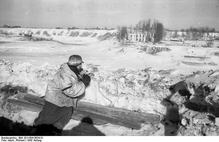 5th January 1943: A 'survival strategy' on the Eastern front