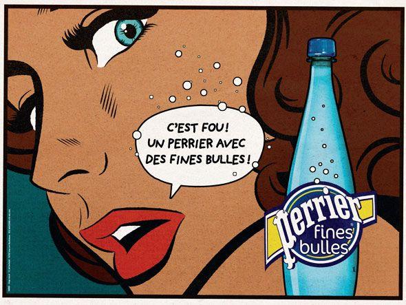 pub-perrier-fines-bulles-2012-bande-dessinée