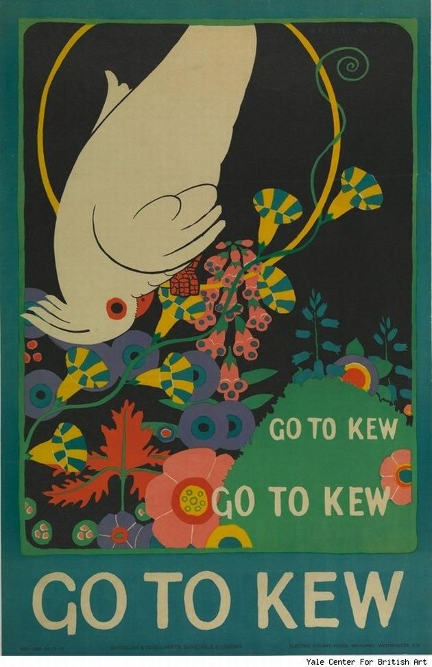 london underground posters - Google Search