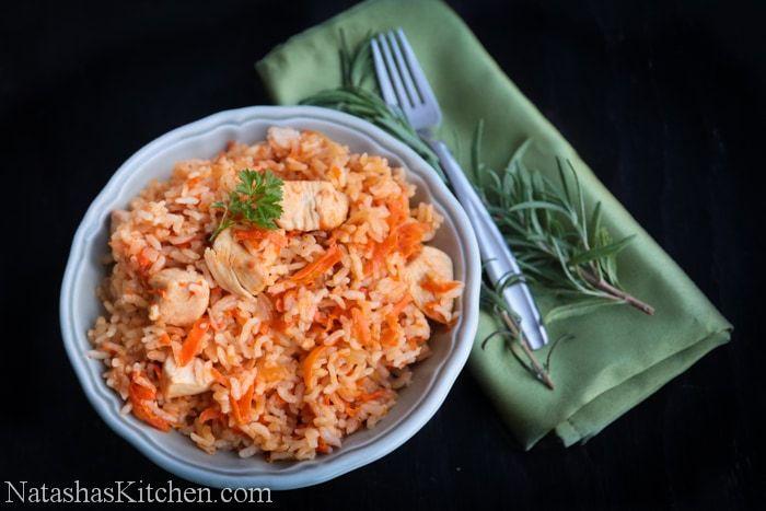 Rice Pilaf-11