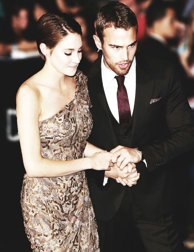 172 best images about Theo James on Pinterest | Shailene ...