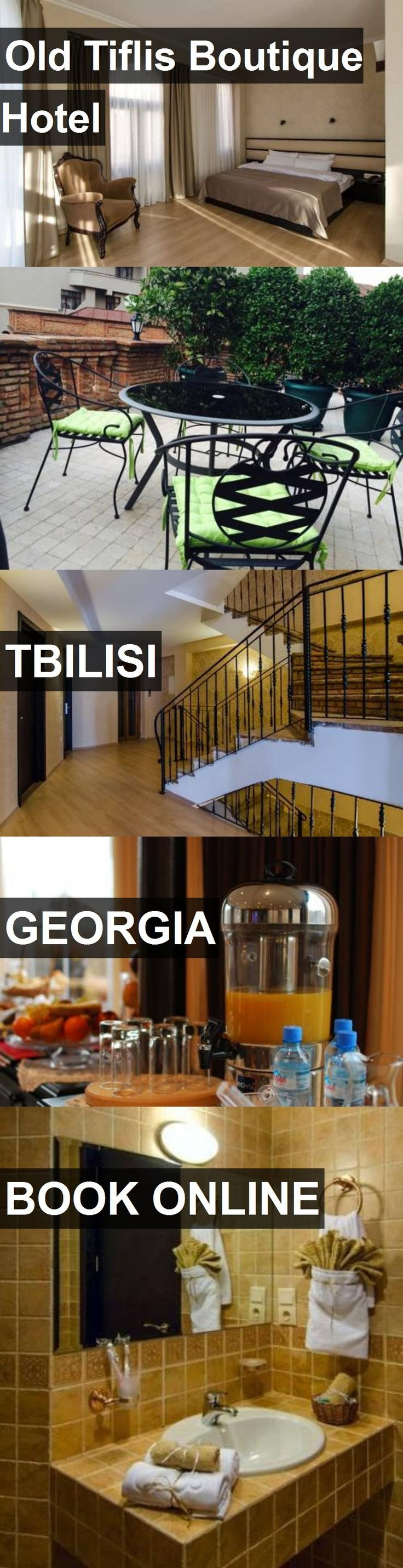 Old Tiflis Boutique Hotel in Tbilisi, Georgia. For more information, photos, reviews and best prices please follow the link. #Georgia #Tbilisi #travel #vacation #hotel
