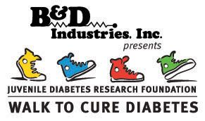 """JDRF 2011 Walk to Cure Diabetes!  Yes!  Our team name is """"Mindy's Sugar Beaters"""""""