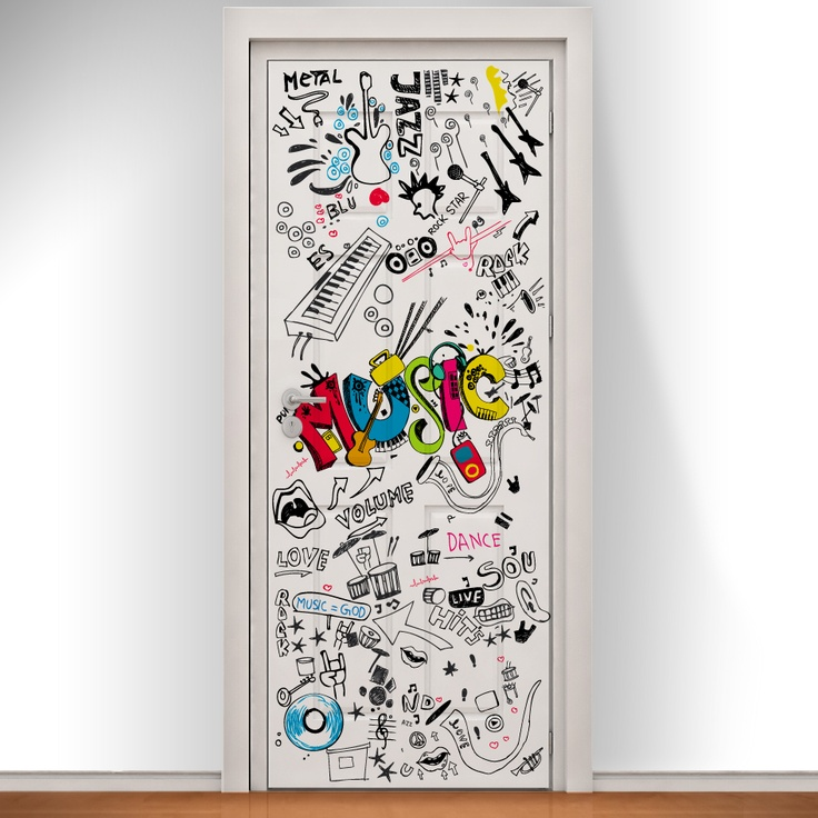 17 best images about boys doodle doors on pinterest for Door design catalog
