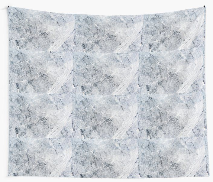 Classic Elegant White Marble Texture Rock Marble Snow Natural Granite Pattern Crystal Texture Mountain Ice Geol Marble Texture Wall Tapestry Tapestry