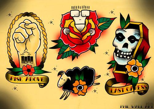misfits tattoo - Pesquisa Google