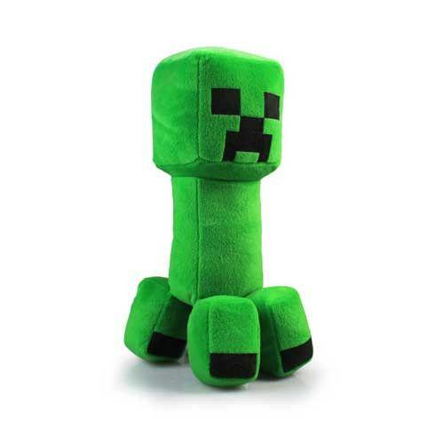 Plush Minecraft Creeper Toy | Cumple Thiago | Pinterest ...