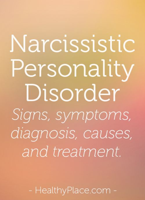 dating someone with narcissistic personality 9 signs you might be dating a narcissist right now  you're dating a narcissist (or at least someone with  clinical narcissistic personality disorder.