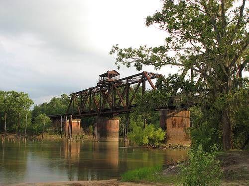 Photos Of Hazlehurst Georgia Ga Shot The Railway Bridge That