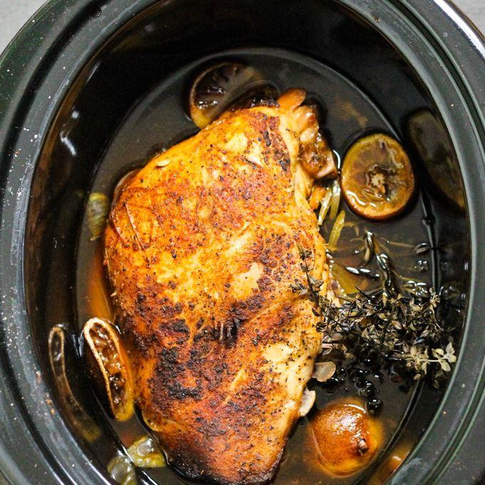 Easy turkey breast recipes for thanksgiving