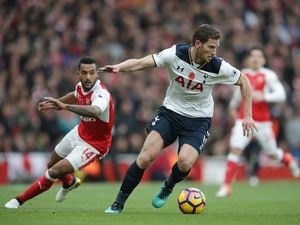 "Jan Vertonghen ""very proud"" of Tottenham Hotspur performance"