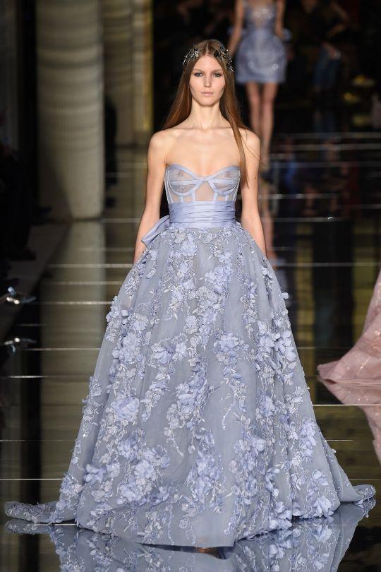Zuhair Murad haute couture spring 2016 - Vogue Australia