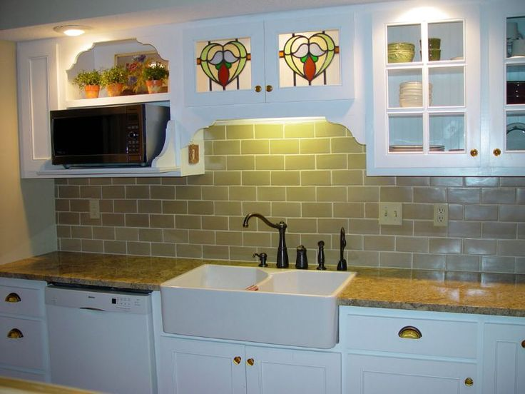 23 best images about stained glass kitchen cabinets on for Beveled glass kitchen cabinets