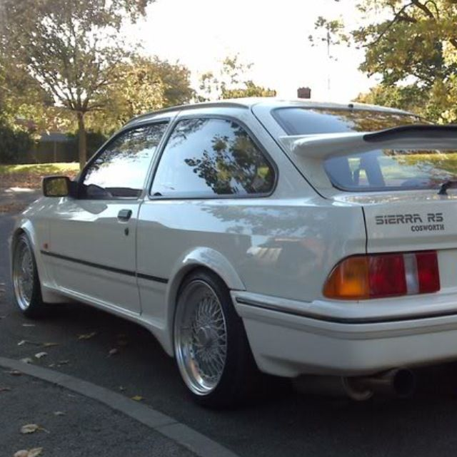 Cosworth the whale tail