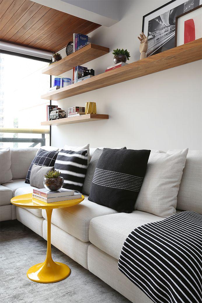 Apartamento R|C Decor by Now Arquitetura