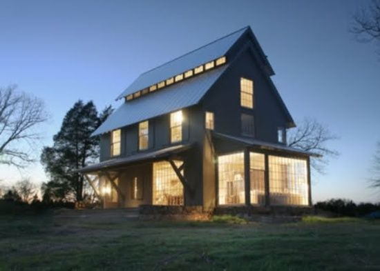 barns now homes | New barns, Old barns, Home barns / Pursley+Architecture+-+Farmhouse ...