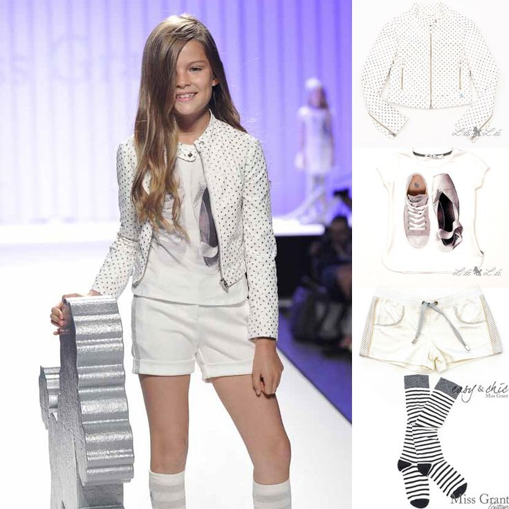 Børnetøj udsalg kjoler til piger Smart sæt til piger fra Miss Grant