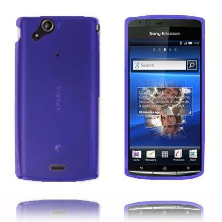 S-Line (Blå) Sony Ericsson Xperia Arc Cover