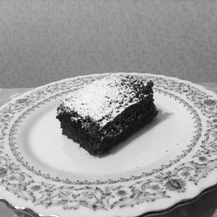 Molten Chocolate Brownie- Me