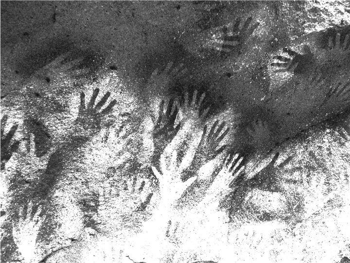Madreterra | Immagini ispiratrici | Impronte, la memoria storica.