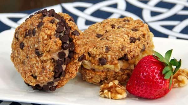 Peggy K's Gluten-Free Ice Cream Sandwiches | Let's Dish | Recipes Gluten Free | The Live Well Network