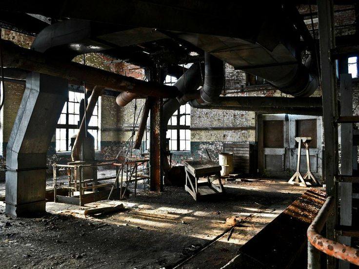 An Eerie Look Inside The Infamous Old Remington Arms