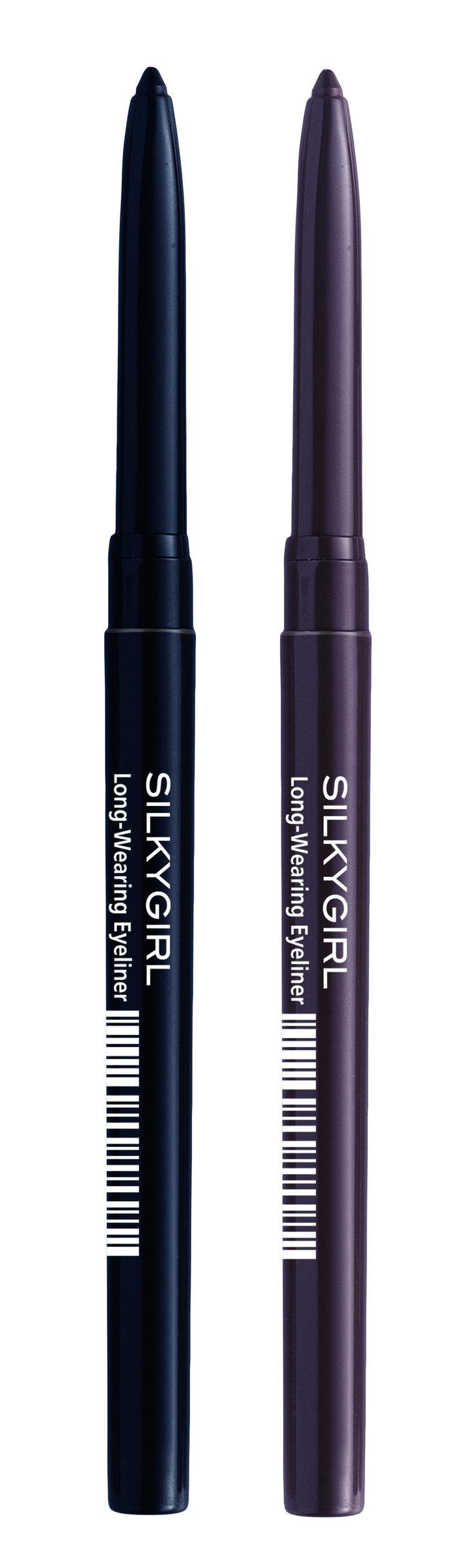 LONG WEARING EYELINER - SILKYGIRL - Waterproof, long last and no fragrance