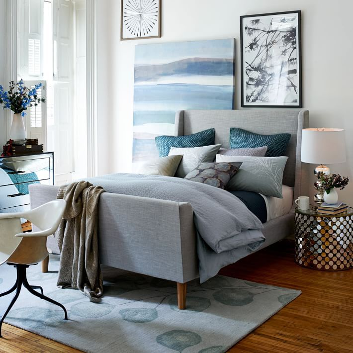 50 Sleigh Bed Inspirations For A Cozy Modern Bedroom: 160 Best Beautiful Bedrooms Images On Pinterest