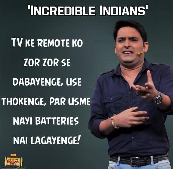 Indian Funny Pictures Comedy Nights with Kapil Best Funny Photos