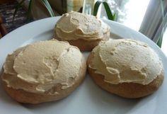 Galettes blanche de grand-mère au sucre à la crème