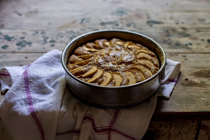 A CUP OF JO: Italian Apple Cake