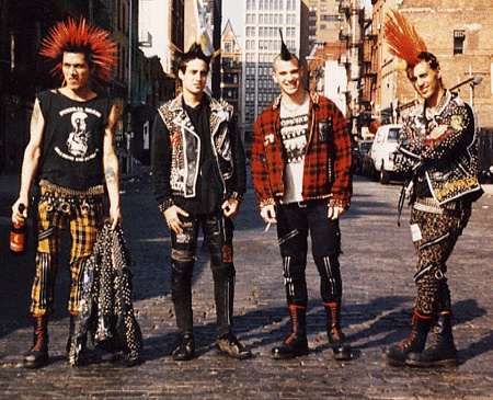 haha The Casualties on Pinterest! #punk