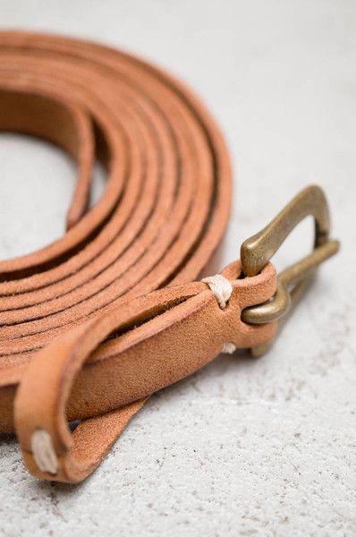 Cognac Belt, luvin' the detail...