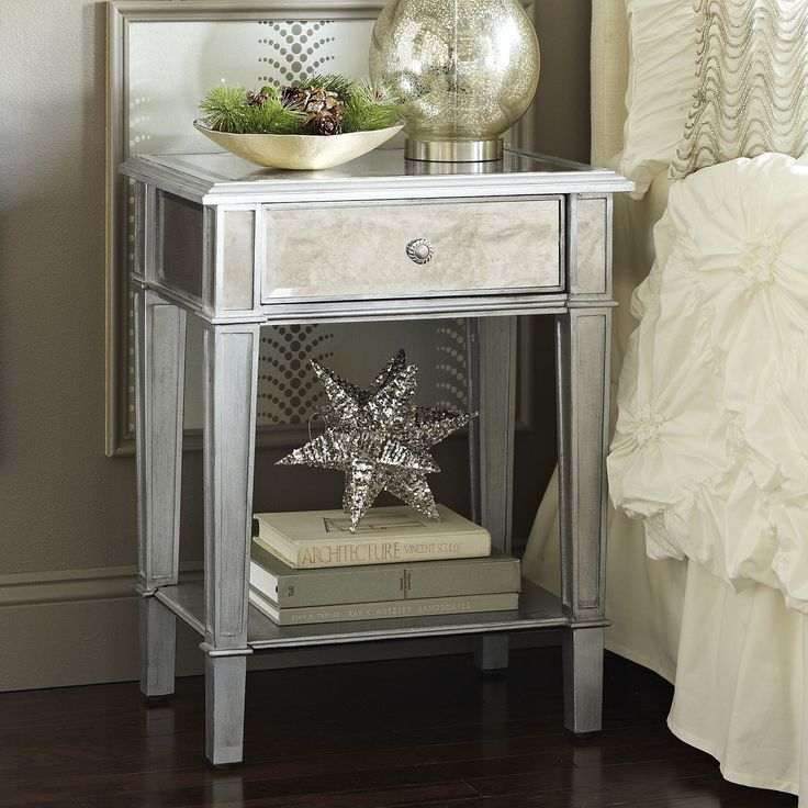 Best 25 Silver nightstand ideas on Pinterest