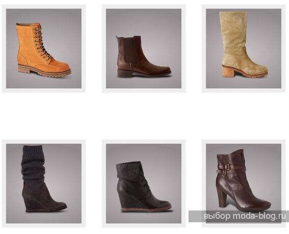 Классические ботинки marco polo