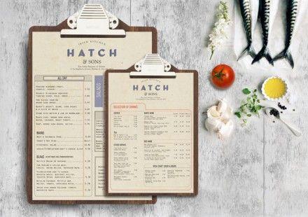Branding An Irish History | Restaurant branding, marketing and other notes on various design topics