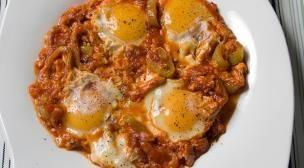 Αυγά «Flamenco»