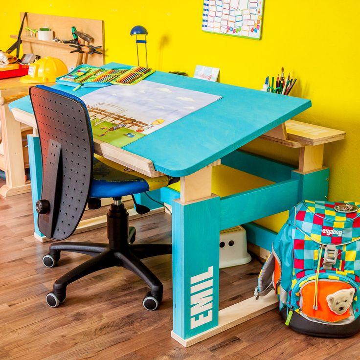 Ein Zuhause Tausend Ideen: Die Besten 25+ Kinder Schreibtisch Ideen Auf Pinterest