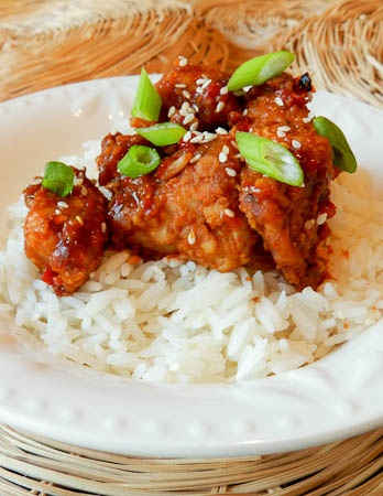 General Tao Chicken Recipe — Dishmaps