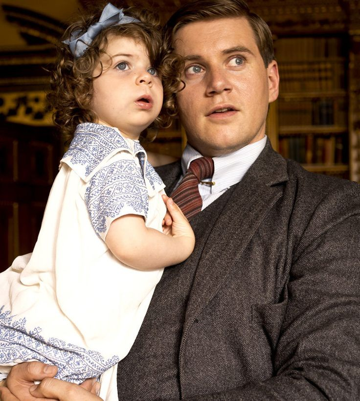 Tom and Sybil ~ Downton Abbey